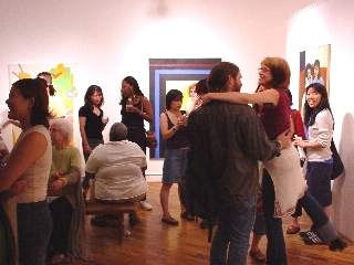 """Leaps and Bounds"" at Phoenix Gallery - Opening Reception"
