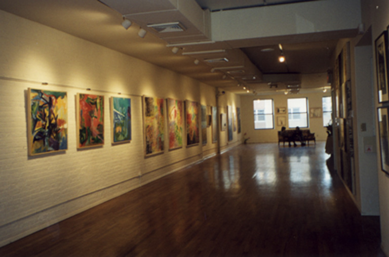 "Exhibit ""Asian American Women in the New World"" 1998"